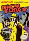 Dick Tracy NES Front Cover