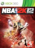 NBA 2K12 Xbox 360 Front Cover