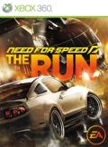 Need for Speed: The Run Xbox 360 Front Cover