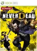 NeverDead Xbox 360 Front Cover