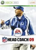 NFL Head Coach 09 Xbox 360 Front Cover