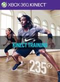 Nike+ Kinect Training Xbox 360 Front Cover