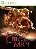 Of Orcs and Men Xbox 360 Front Cover