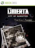 Omerta: City of Gangsters - The Con Artist Xbox 360 Front Cover