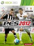 PES 2012: Pro Evolution Soccer Xbox 360 Front Cover