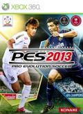 PES 2013: Pro Evolution Soccer Xbox 360 Front Cover