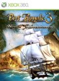 Port Royale 3: New Adventures Xbox 360 Front Cover