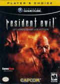 Resident Evil: 10th Anniversary Collection GameCube Front Cover