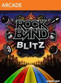 Rock Band Blitz Xbox 360 Front Cover
