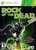Rock of the Dead Xbox 360 Front Cover