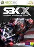 SBK X: Superbike World Championship Xbox 360 Front Cover