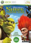 Shrek Forever After: The Final Chapter Xbox 360 Front Cover