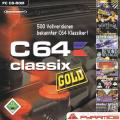 C64 Classix Gold Windows Front Cover