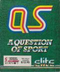 A Question of Sport BBC Micro Front Cover