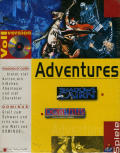 Adventures: Shadows of Cairn / Dominus DOS Front Cover