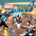 Marvel vs. Capcom: Origins PlayStation 3 Front Cover
