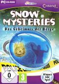 Snow Mysteries: Das Geheimnis der Berge Windows Front Cover