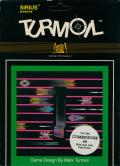 Turmoil Commodore 64 Front Cover
