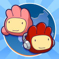 Scribblenauts Unlimited iPad Front Cover