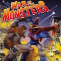 War of the Monsters PlayStation 3 Front Cover