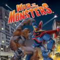 War of the Monsters PlayStation 4 Front Cover
