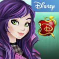 Descendants iPad Front Cover