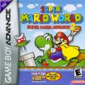 Super Mario World: Super Mario Advance 2 Game Boy Advance Front Cover