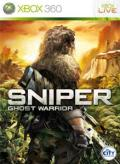Sniper: Ghost Warrior Xbox 360 Front Cover