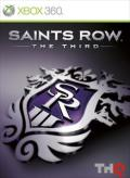 Saints Row: The Third - Invincible Pack Xbox 360 Front Cover