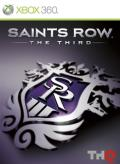 Saints Row: The Third - Warrior Pack Xbox 360 Front Cover
