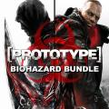 Prototype: Biohazard Bundle PlayStation 4 Front Cover