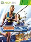 Summer Challenge: Athletics Tournament Xbox 360 Front Cover