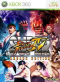 Super Street Fighter IV: Arcade Edition Xbox 360 Front Cover