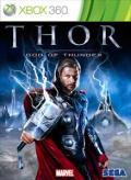 Thor: God of Thunder Xbox 360 Front Cover