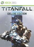 Titanfall: Deluxe Edition Xbox 360 Front Cover