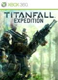 Titanfall: Expedition Xbox 360 Front Cover