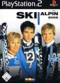 Ski Alpin 2005 PlayStation 2 Front Cover