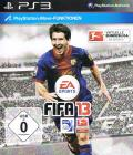FIFA 13 (Ultimate Edition) PlayStation 3 Front Cover