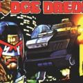 Judge Dredd PlayStation 3 Front Cover