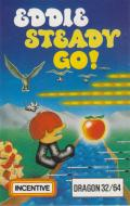 Eddie Steady Go! Dragon 32/64 Front Cover