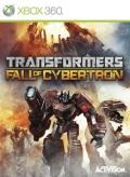 Transformers: Fall of Cybertron Xbox 360 Front Cover