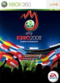 UEFA Euro 2008 Xbox 360 Front Cover