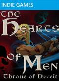 The Hearts of Men: Throne of Deceit Xbox 360 Front Cover