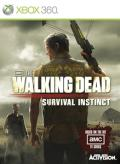 The Walking Dead: Survival Instinct Xbox 360 Front Cover