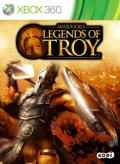 Warriors: Legends of Troy Xbox 360 Front Cover