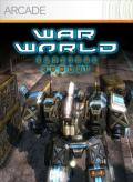 War World: Tactical Combat Xbox 360 Front Cover