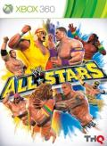 WWE All Stars Xbox 360 Front Cover