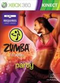 Zumba Fitness Xbox 360 Front Cover