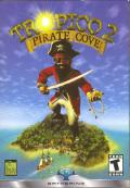 Tropico 2: Pirate Cove Windows Front Cover