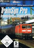 TrainSim Pro: Brandenburg - Frankfurt/Oder Windows Front Cover
